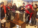 "Teaching visit the Archaeological Museum Thes / niki and the Science Center and Technology Museum ""Noesis"""